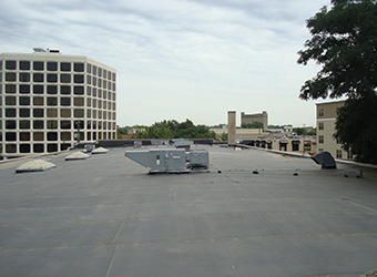 EPDM Rubber Roofing in Minneapolis Minnesota