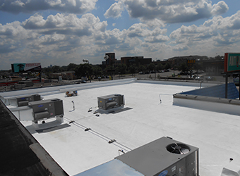 Flat Roofing Installations | Commercial Roofing - Brooklyn ...