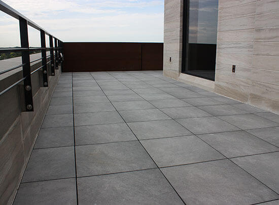 Roof top Patio Pavers
